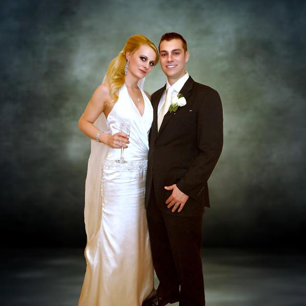 Hutchins Couple
