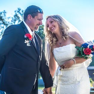 Farrar Couple - All Smiles