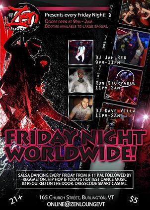 Friday Night Worldwide