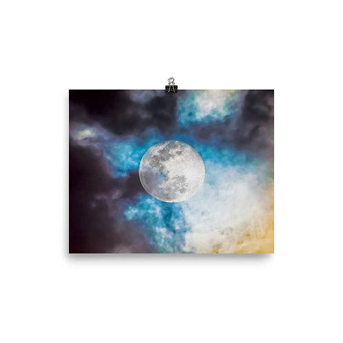 Poster - Full Moon