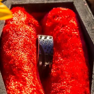 Farrar Wedding Groom's Ring