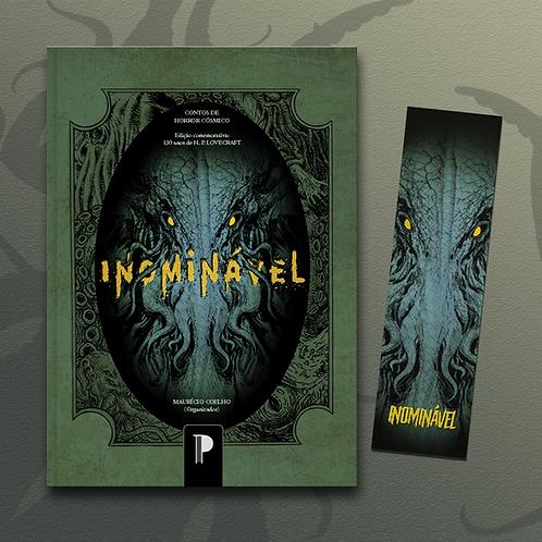 INOMINÁVEL: 130 anos de H. P. Lovecraft, de Maurício Coelho (Org.)