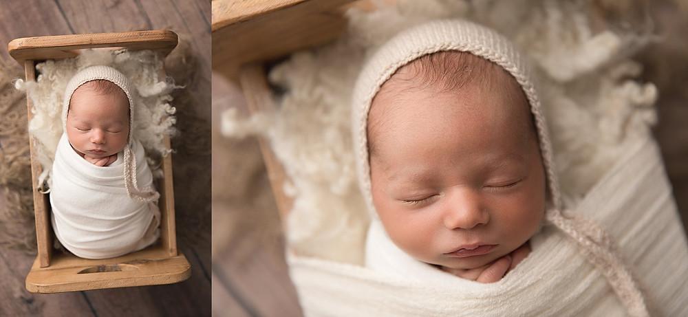 Newborn Prop Poses