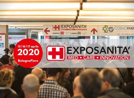 SpaceWheel EXPOSANITA' 2020