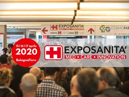 SpaceWheel EXPOSANITA' 2020