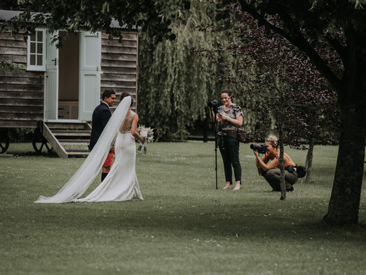 8 Reasons to have a Videographer at your Wedding