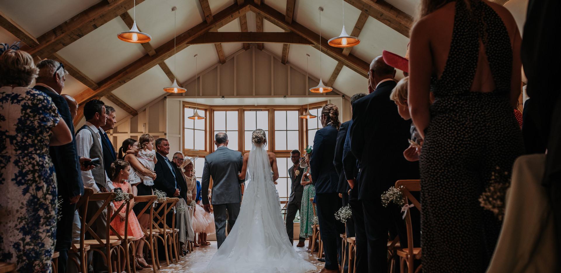 cotswolds wedding barn