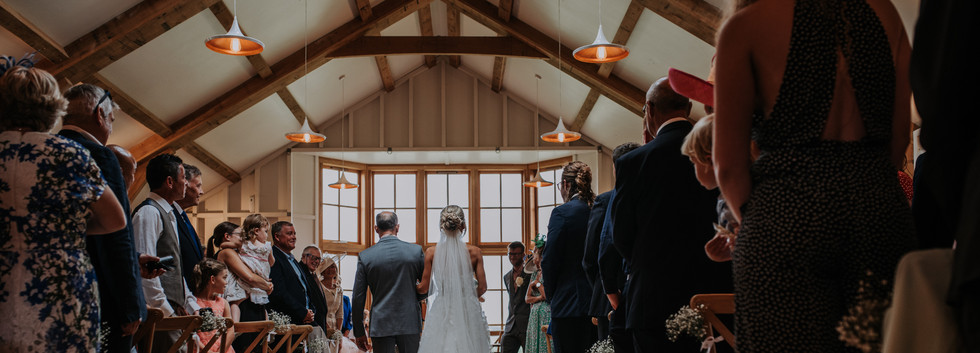 cotswolds wedding barn