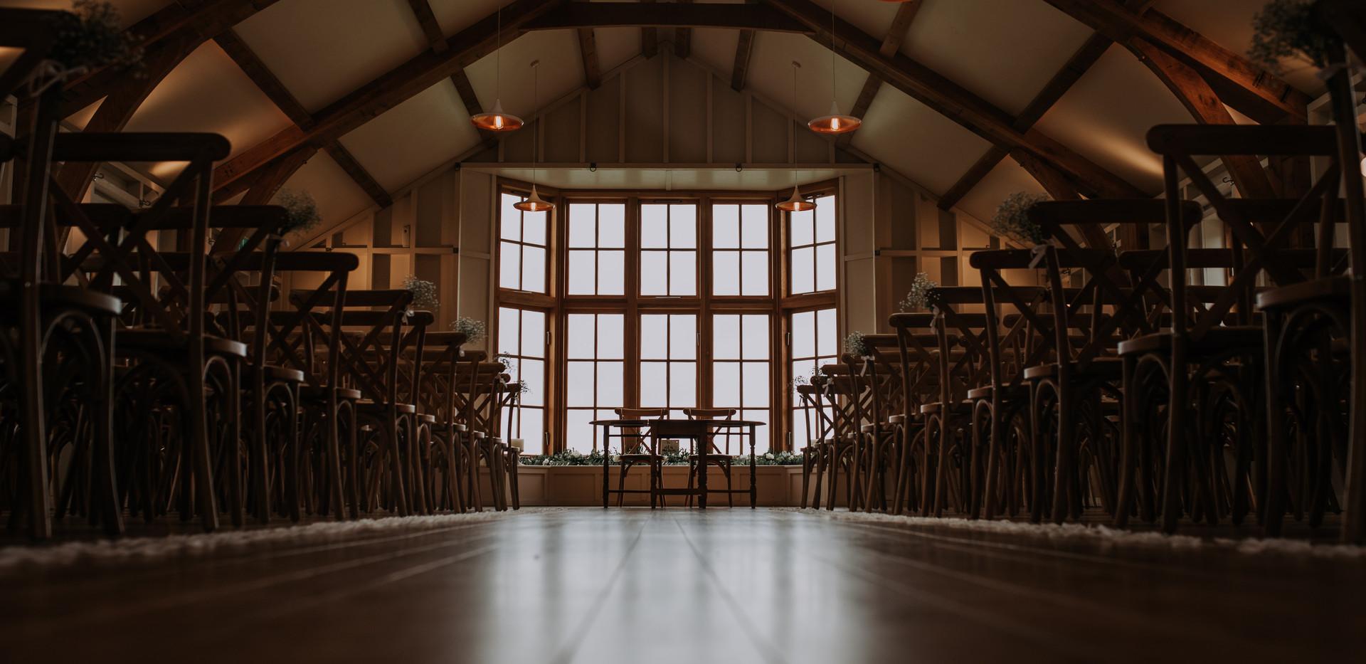 wedding barn cotswolds
