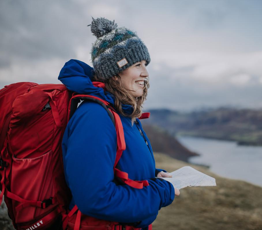 Navigating Lake District