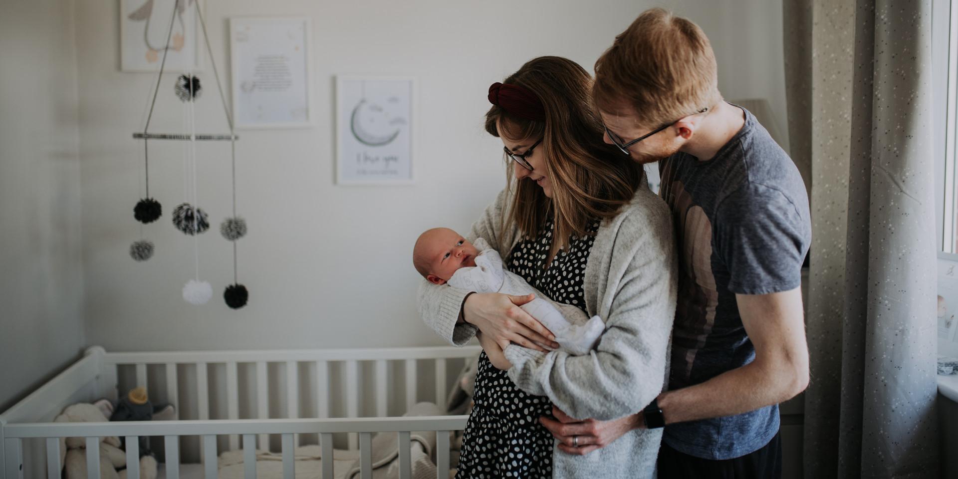 New Family in Nursery