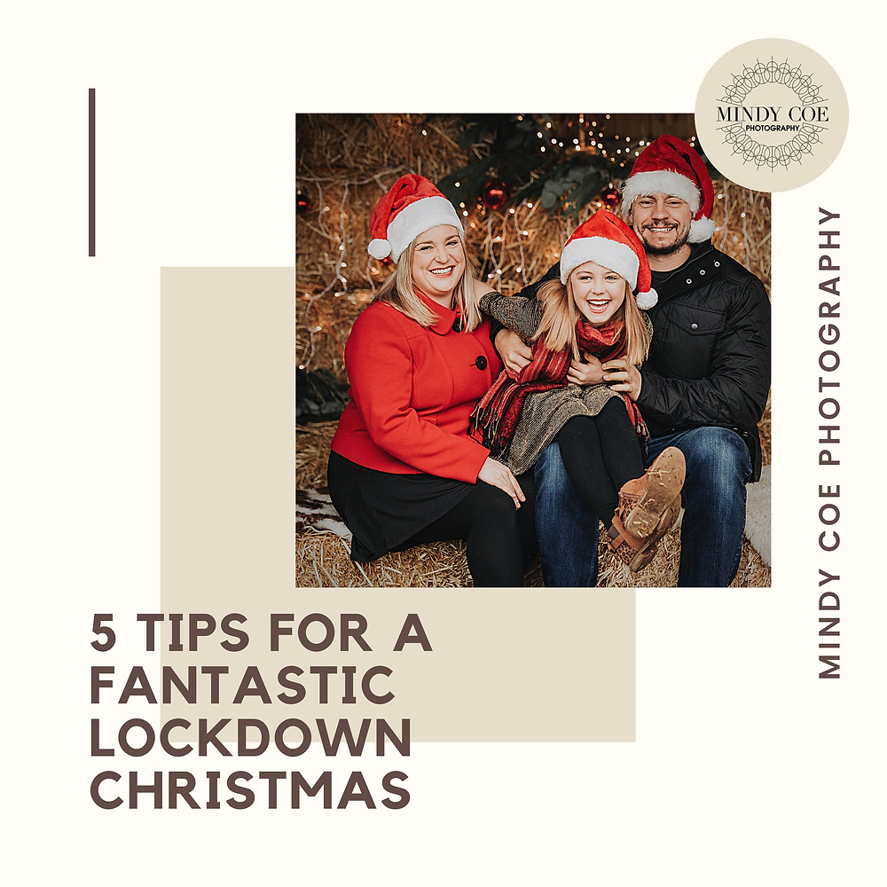 5 Tips for a fantastic Lockdown Christmas