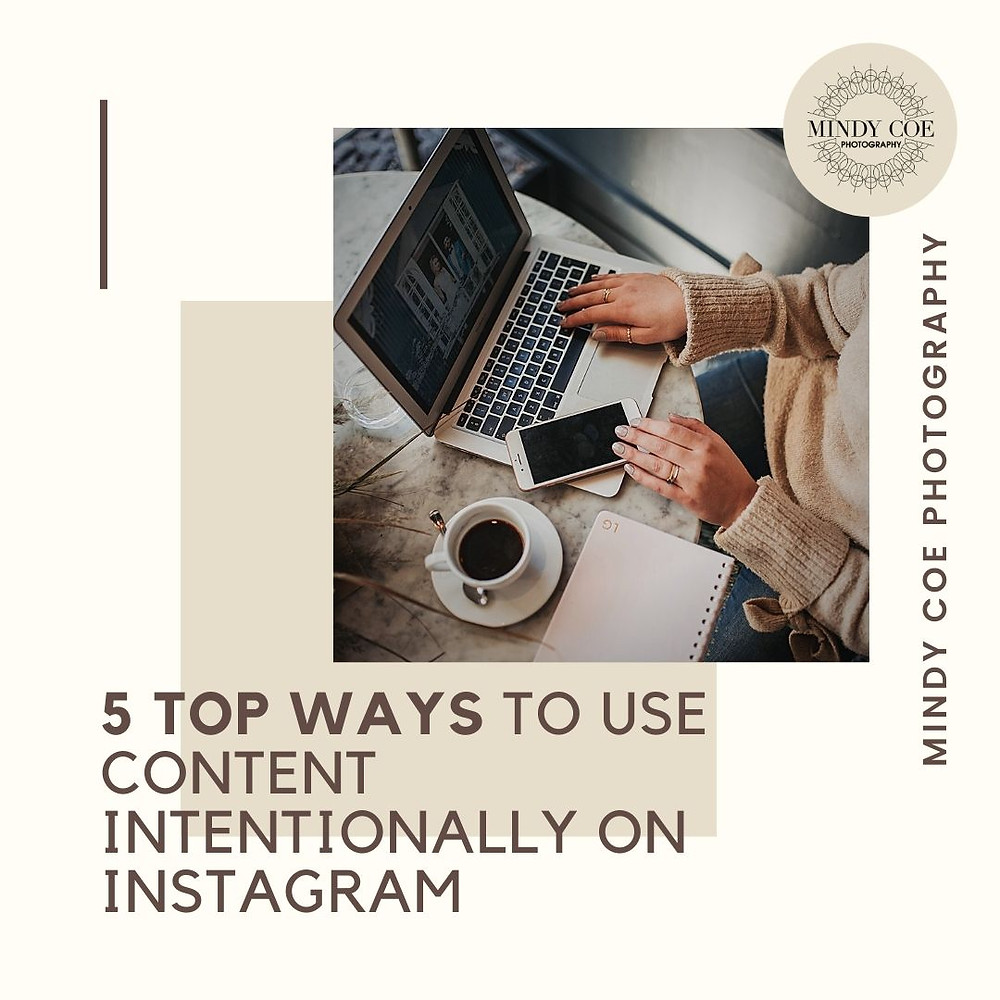 pinterest image 5 tips to share content on instagram