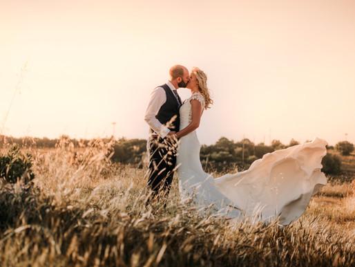 Dreamy Destination Wedding in Sicily