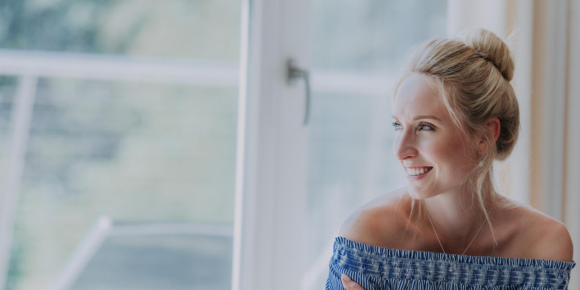 Female Entrepreneur Brand Shot