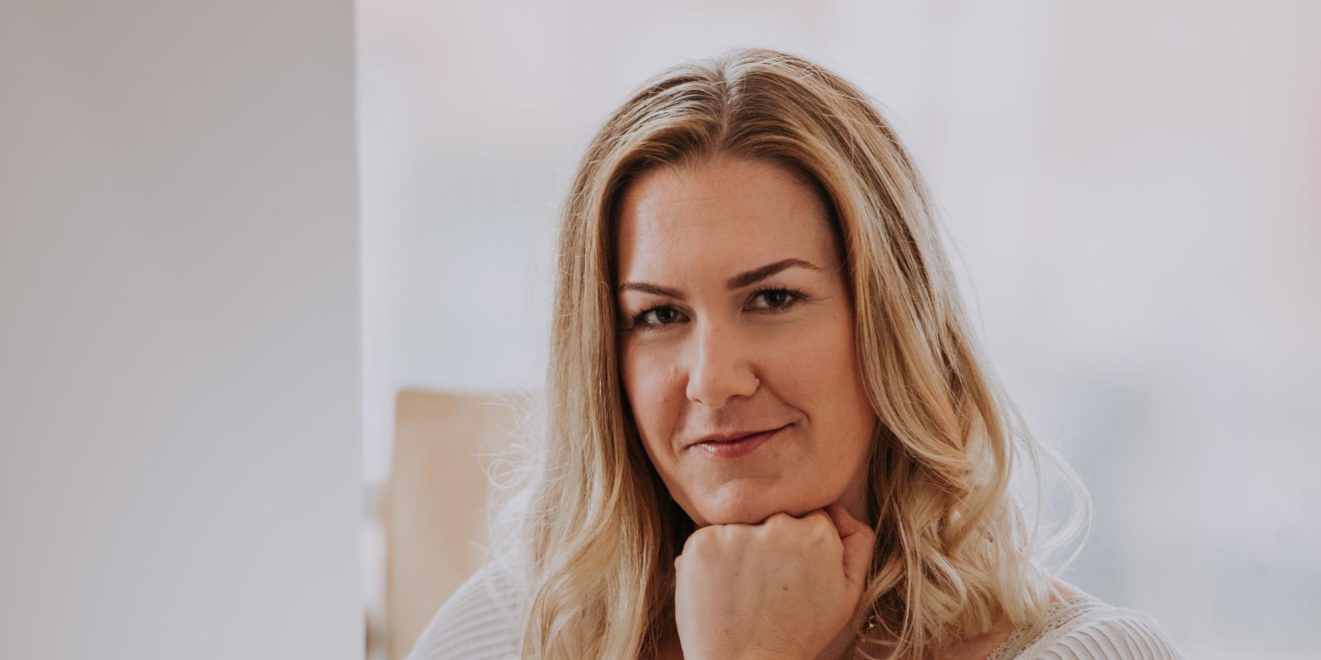 female entrepreneur brand shoot