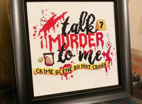 Killer Cross-Stitch