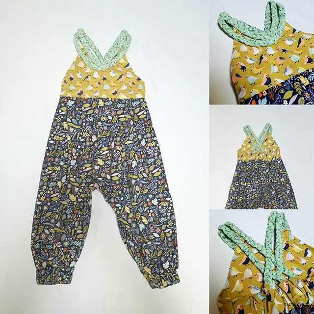 Pre-Owned (but only worn once) size 4t #VftAnnie Romper $23 ±$3 shipping. Comes from a smoke free pu