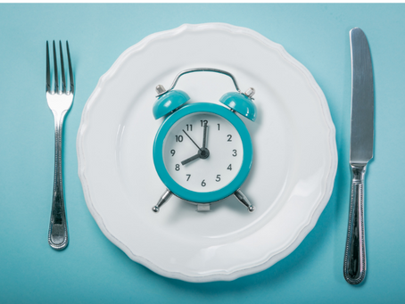 Intermittent Fasting: An Update  by Christina Badaracco, MPH, RD