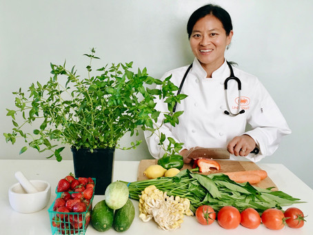 Culinary Adventures  by Linda Shiue, MD