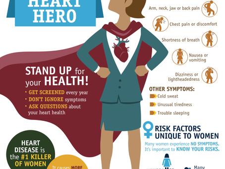 Women and Heart Health by Nicole Harkin, MD, FACC