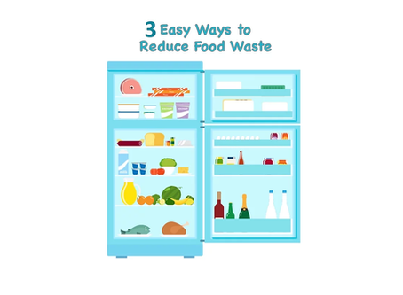 Simple Ways to Combat Food Waste  by Alison Mountford, Chef