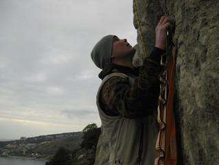 Немного о скальном альпинизме. Александр Соловьев.