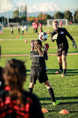 Surrey United Soccer Club Goalkeeper Academy