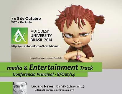 AUTODESK UNIVERSITY BRASIL 2014