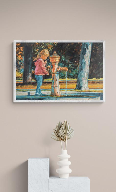 VIENA | Oil on Canvas 40x60cm