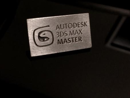 AUTODESK MAX MASTER