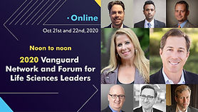 The Vanguard Forum for Life Sciences Leaders, 2020
