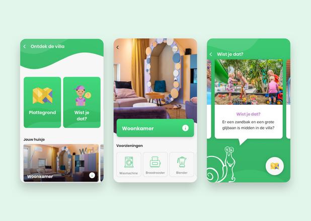 Villa Pardoes - Guest app