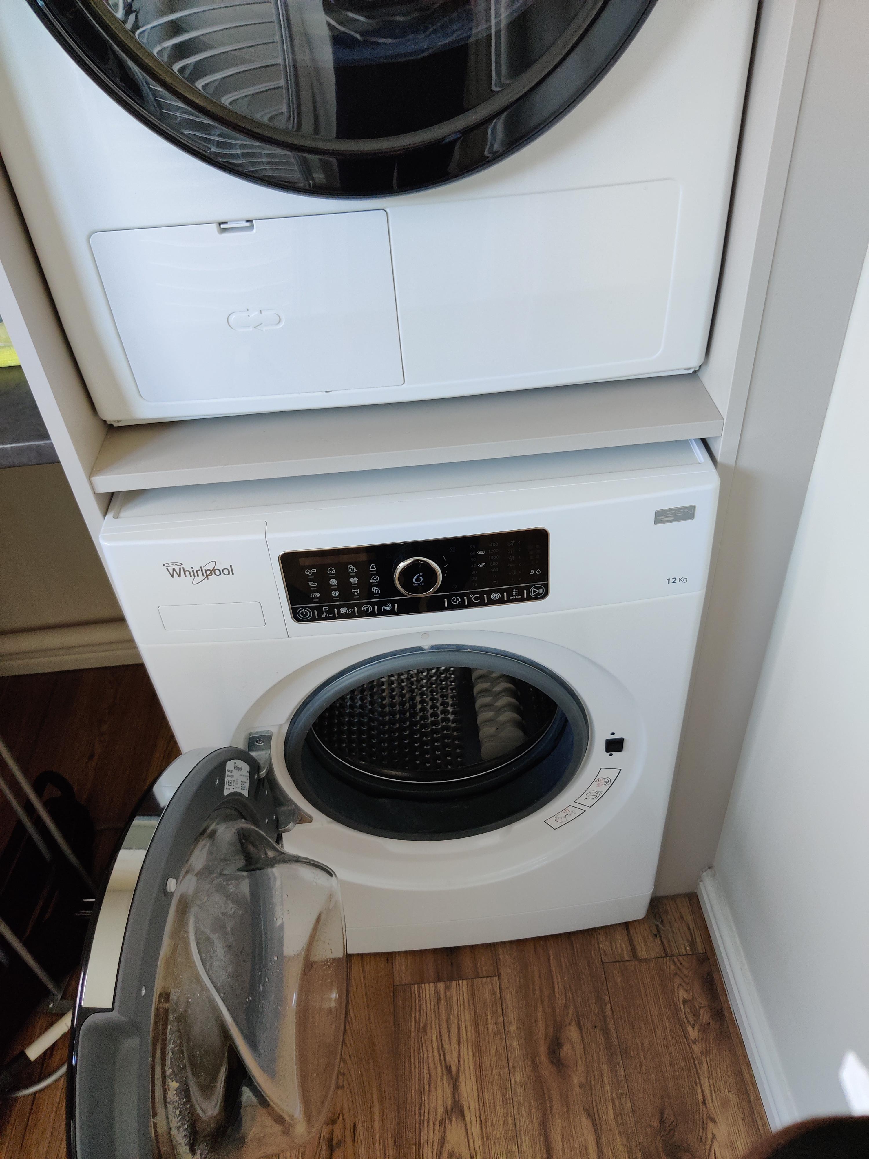 Washing Machine Installtion
