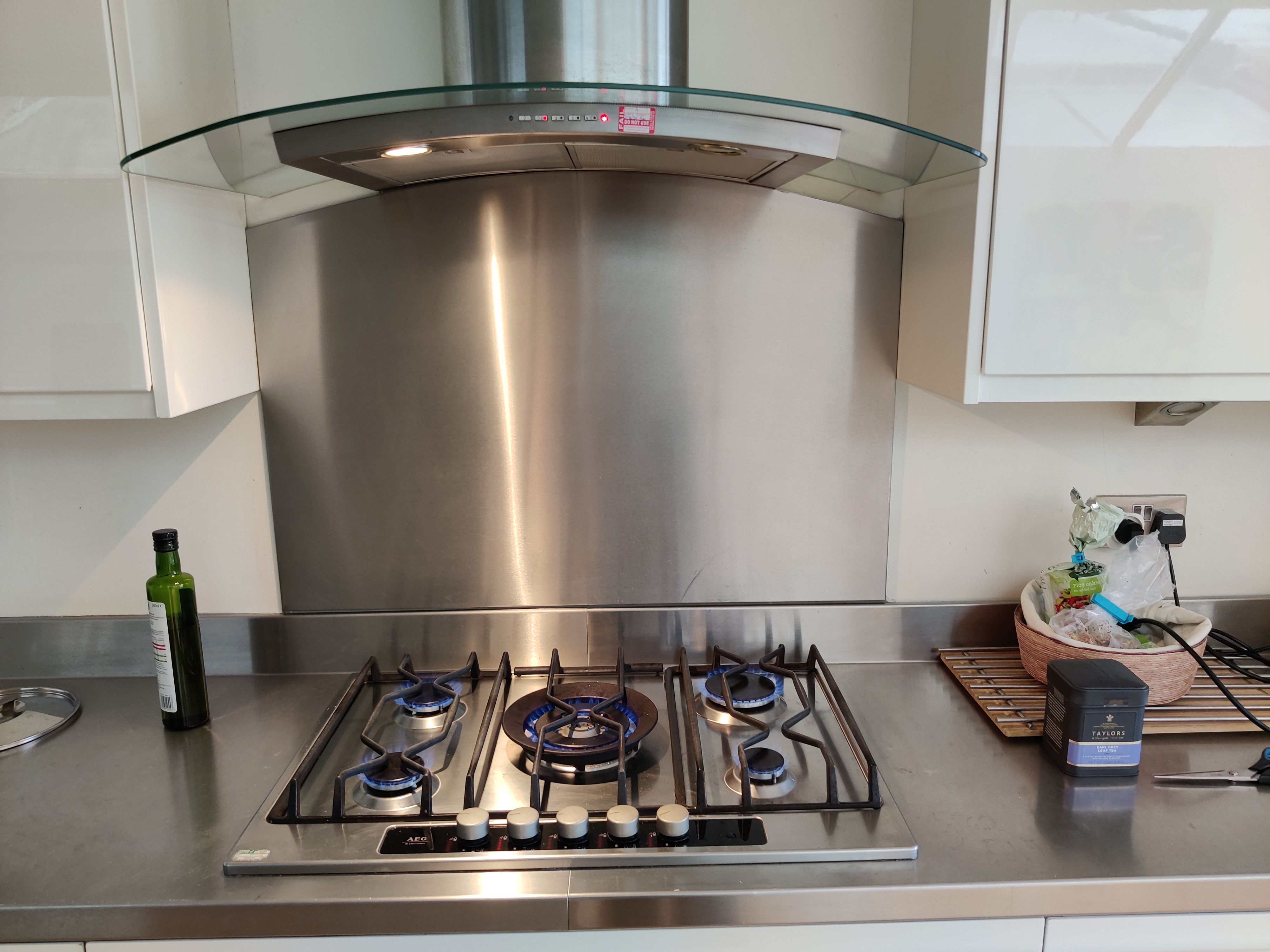 Cooker Installation