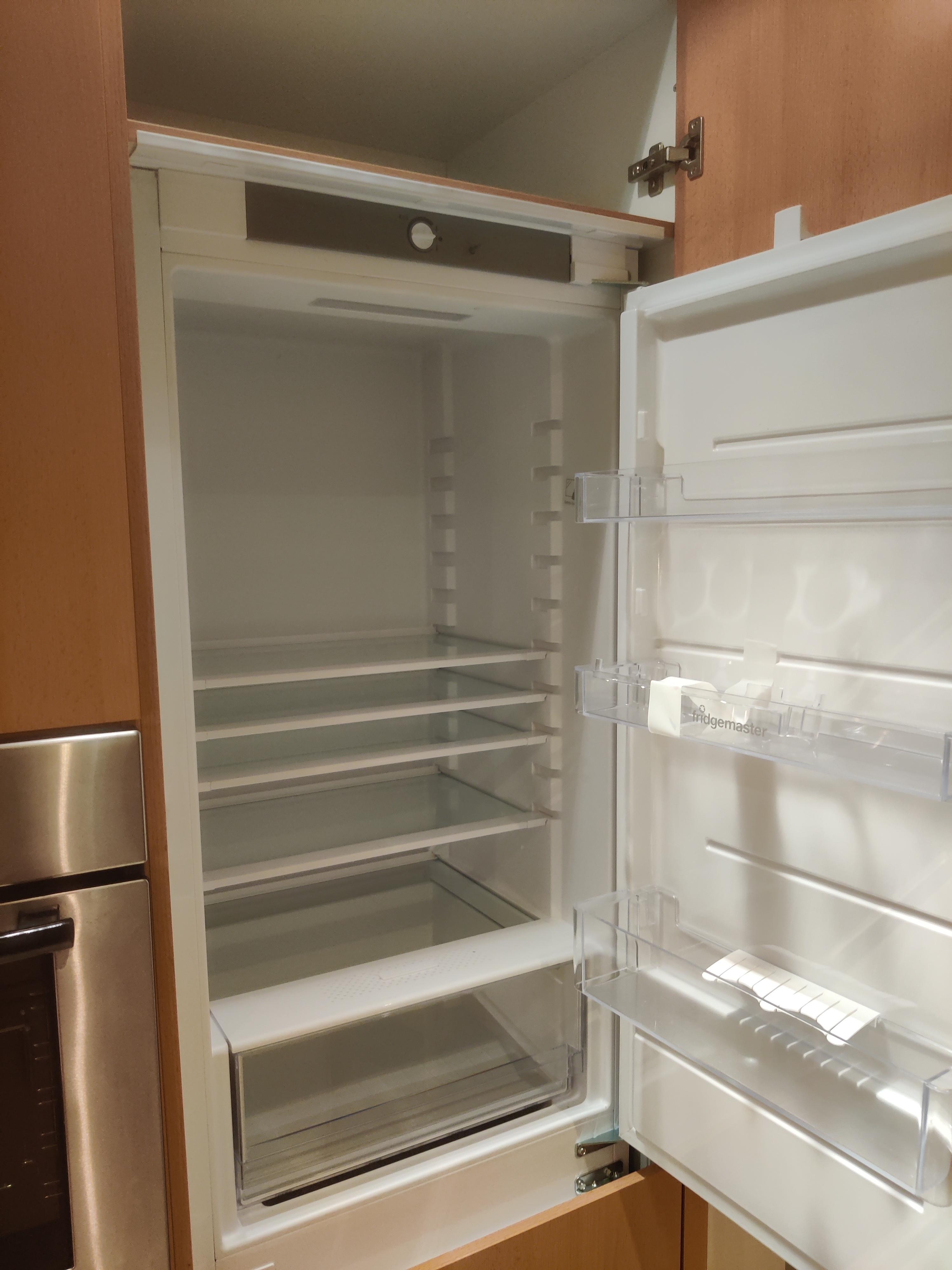 Fridge Freezer Installation
