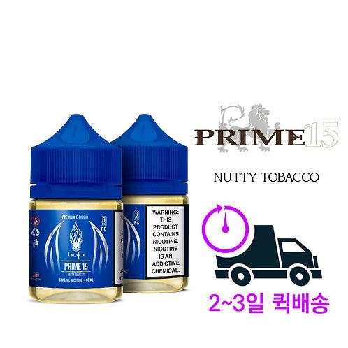 ★퀵배송★ 프라임15 60ml 사이즈업! (담배맛 베스트)