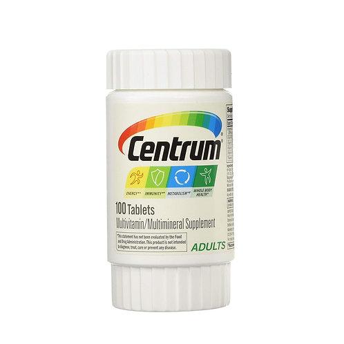 ★퀵배송★ [멀티비타민] 센트럼 성인용(남녀공용) 100T