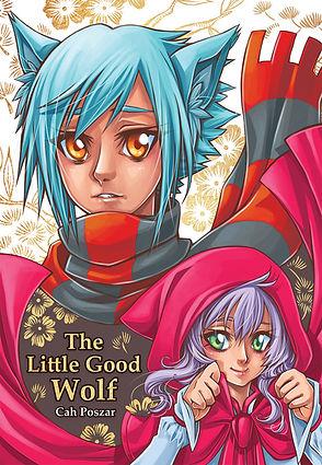 Capa do manga The Little Good Wolf