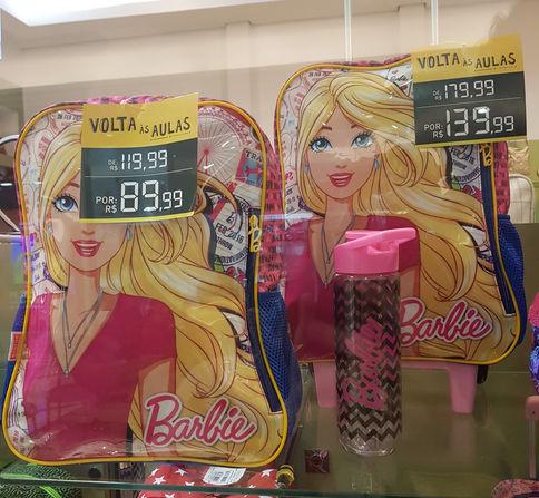 Mochila Barbie
