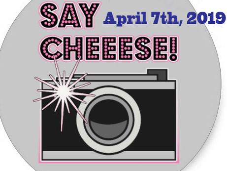 "Say ""Cheese!"""