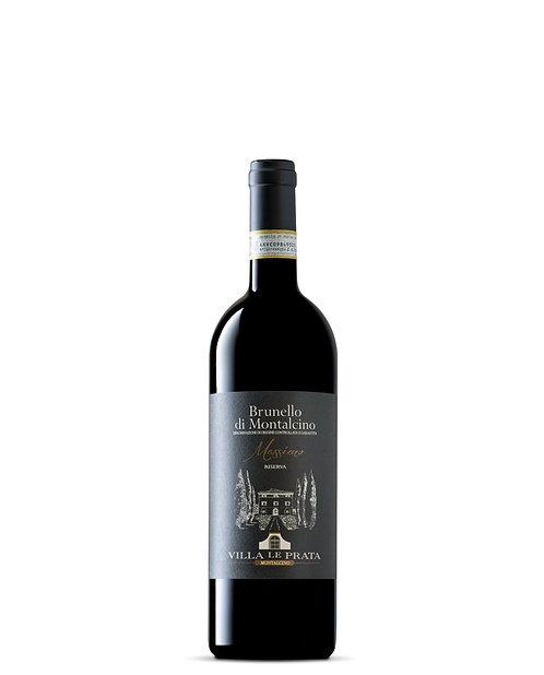 """Brunello di Montalcino Docg  Riserva/Selezione """"Massimo""""0.75 Lt"""