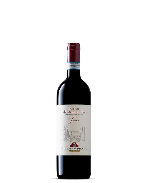 """Rosso di Montalcino """" Tirso"""" Doc   0.75 Lt"""