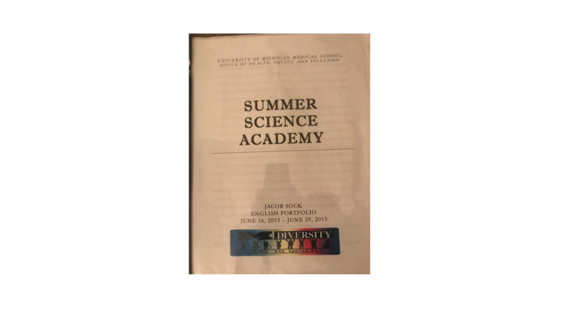 jacob-sock-uofm-summer-science-academy