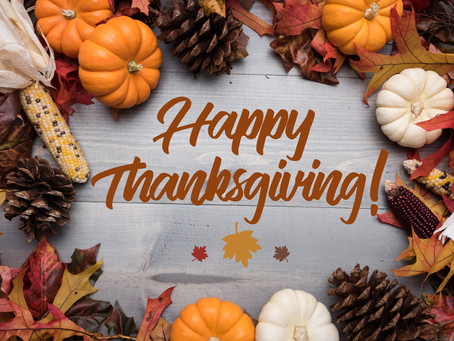 Happy Thanksgiving from Compliance Insiders