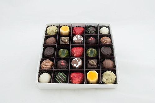 25 Truffle Gift Box