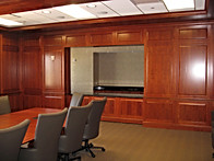 BOARDROOM - PASSTHROUGH DOORS OPEN