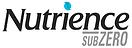 Nutrience logo and SubZero