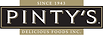 avsvoice.com Pinty's Foods. Pinty's black and gold logo