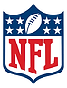 NFL logo, shaped like a shield in red, white and blue avsvoice.com